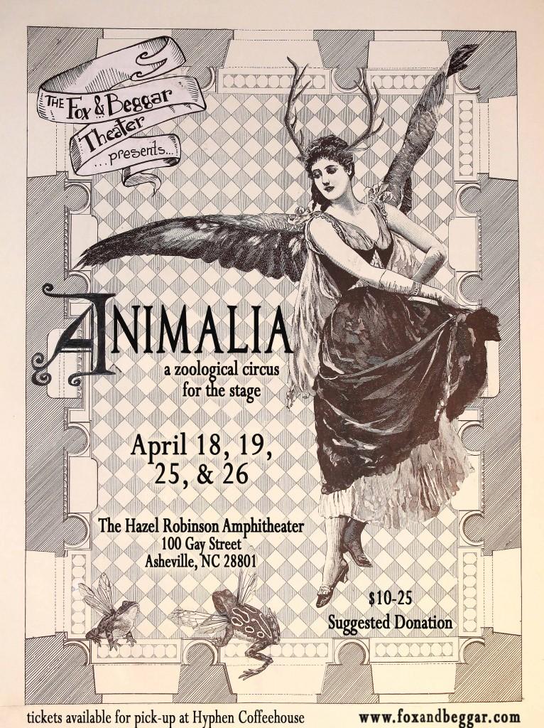 Animalia small poster